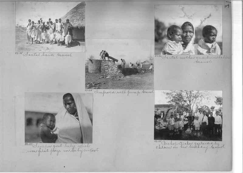 Mission Photograph Album - India #10 Page 0117