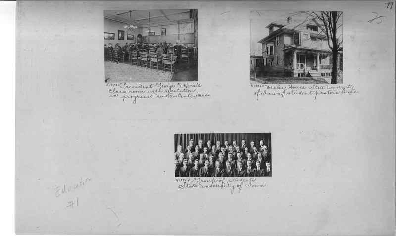 Mission Photograph Album - Education #1 page 0077