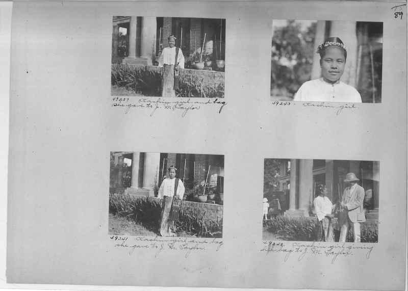 Mission Photograph Album - Burma #1 page 0089
