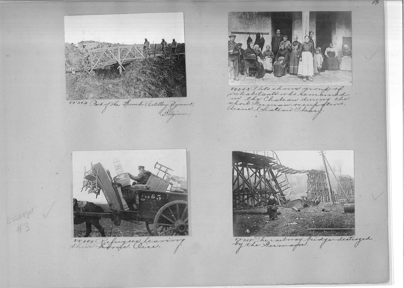 Mission Photograph Album - Europe #03 Page 0015