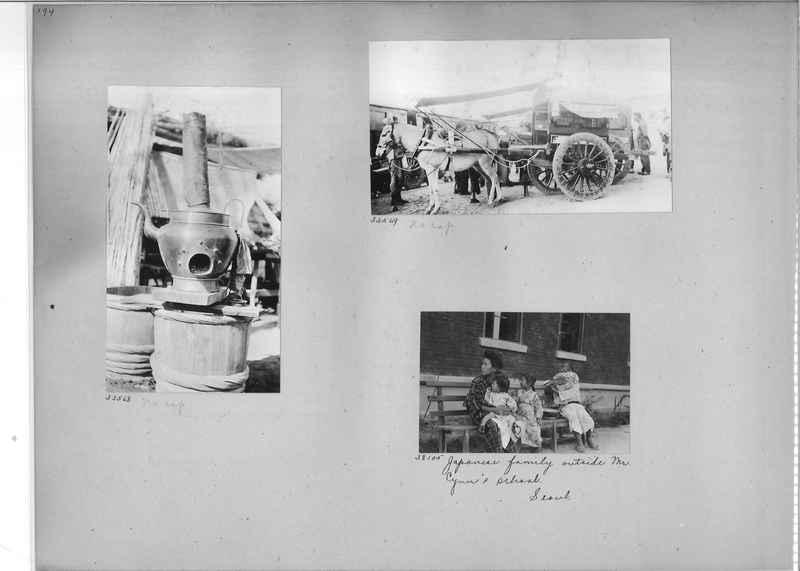 Mission Photograph Album - Korea #2 page 0194