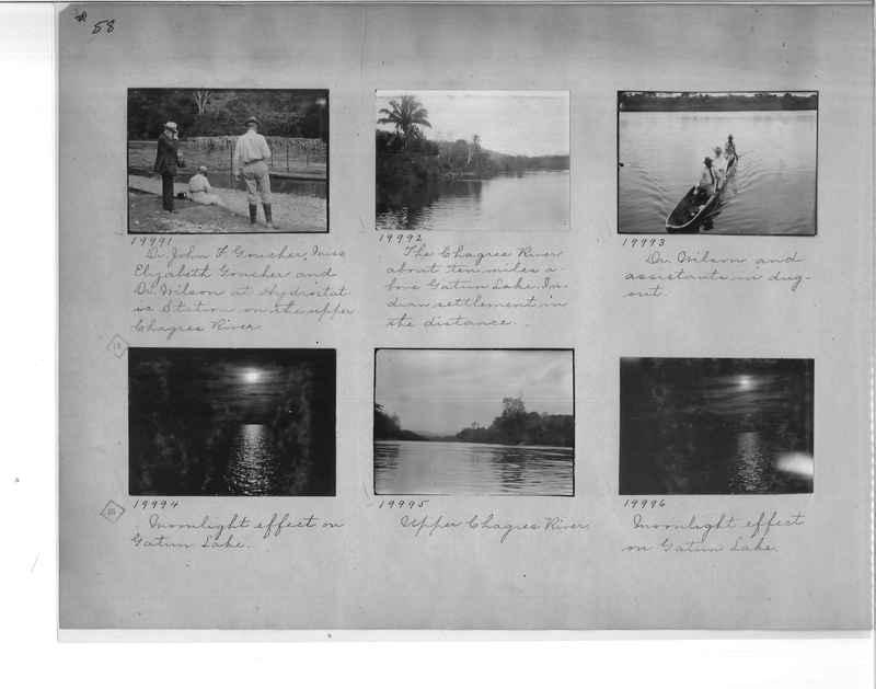 Mission Photograph Album - Panama #1 page  0058