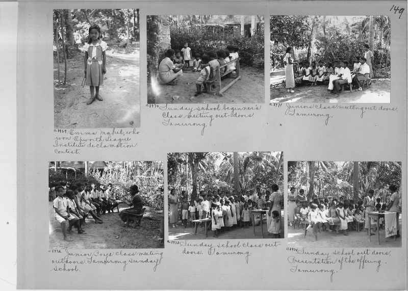 Mission Photograph Album - Philippines #4 page 0149