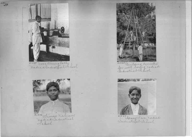 Mission Photograph Album - India #05_0236