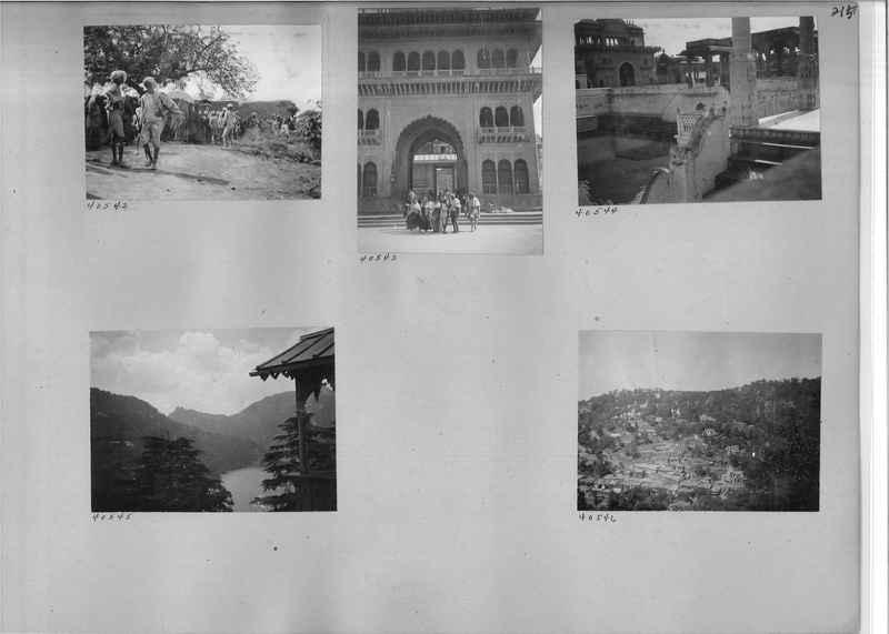 Mission Photograph Album - India #05_0215