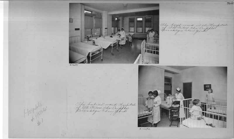 Mission Photograph Album - Hospitals and Homes #1 page 0061