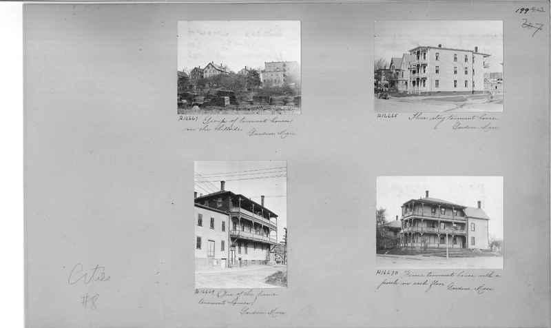 Mission Photograph Album - Cities #8 page 0199