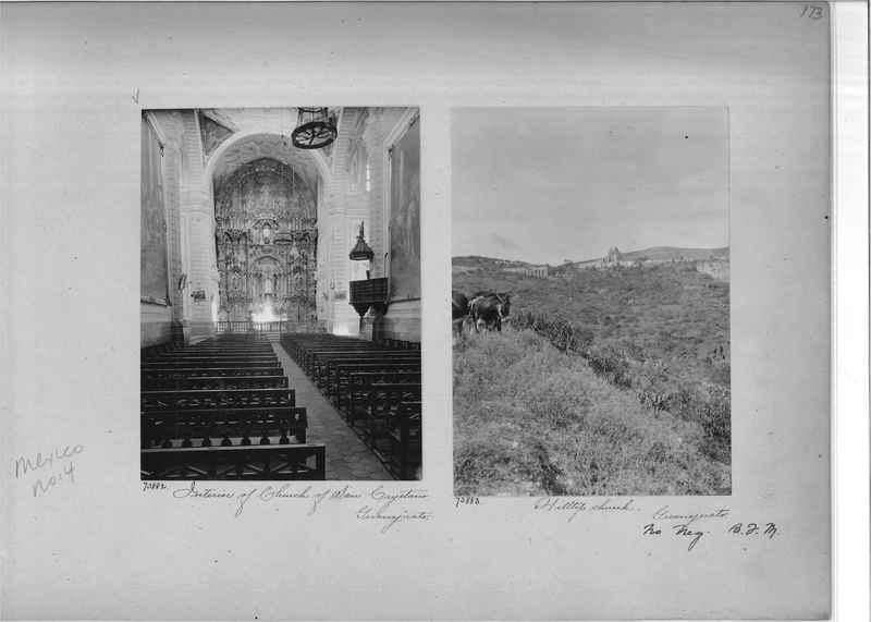 Mission Photograph Album - Mexico #04 page 0173