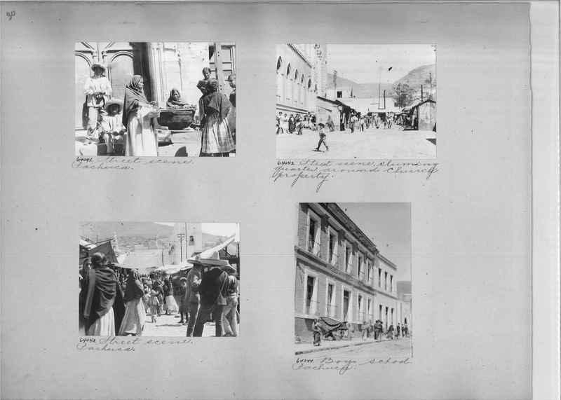 Mission Photograph Album - Mexico #04 page 0030