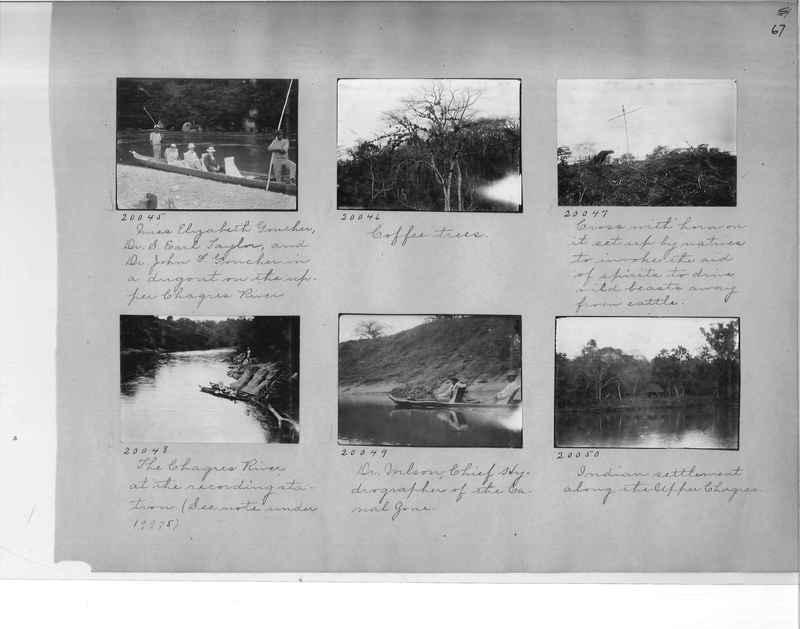 Mission Photograph Album - Panama #1 page  0067