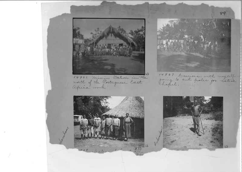 Mission Photograph Album - Africa #2 page 0089