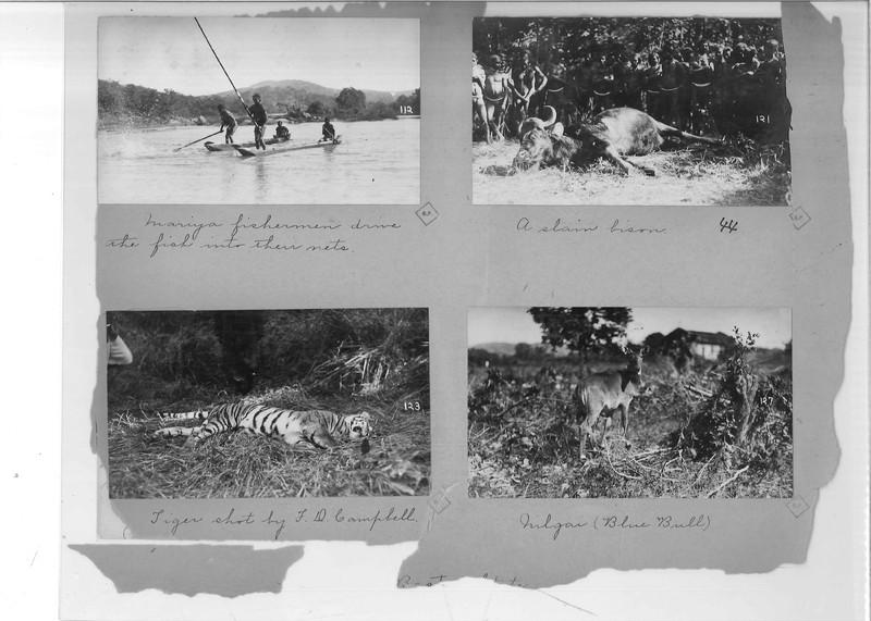 Mission Photograph Album - India - O.P. #02 Page 0044