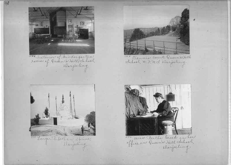 Mission Photograph Album - India #01 page 0038