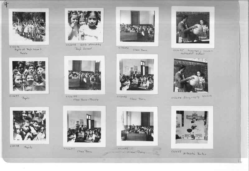 Mission Photograph Album - Mexico #09 Page 0004