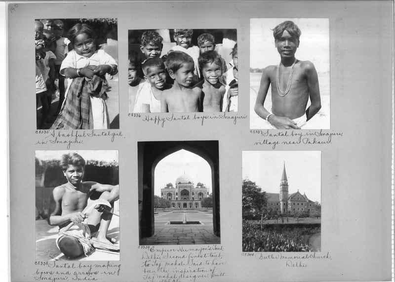 Mission Photograph Album - India #13 Page 0140
