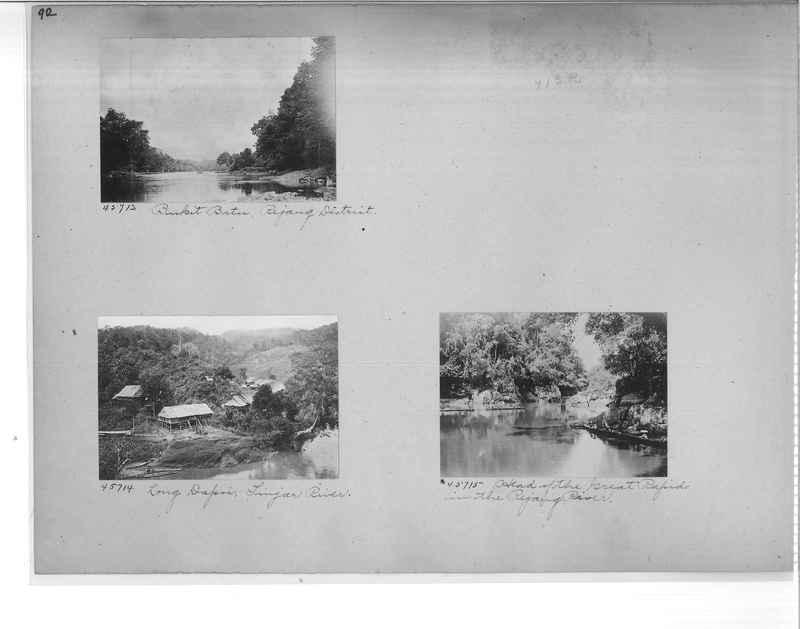 Mission Photograph Album - Malaysia #4 page 0092