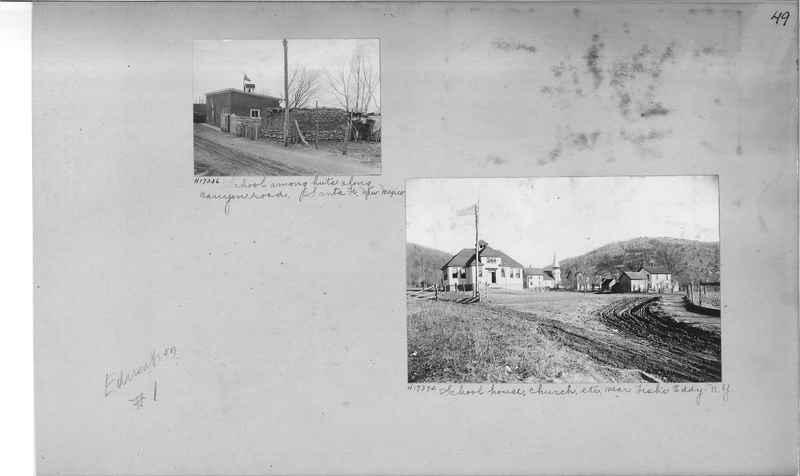 Mission Photograph Album - Education #1 page 0049