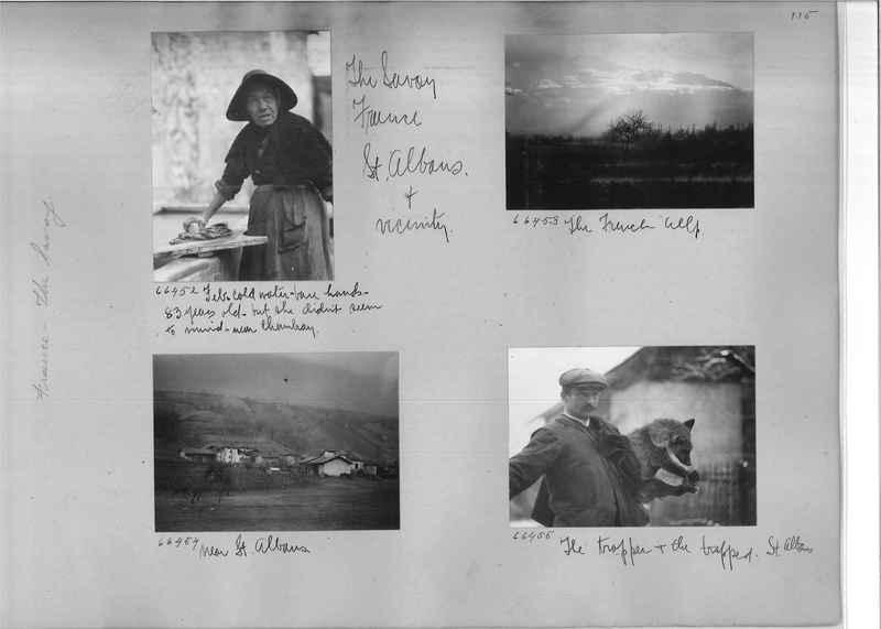 Mission Photograph Album - Europe #05 Page 0115