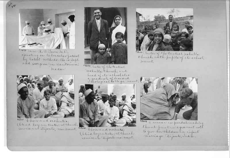 Mission Photograph Album - India #14 Page 0024