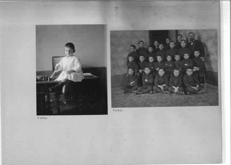 Mission Photograph Album - Europe #05 Page 0015