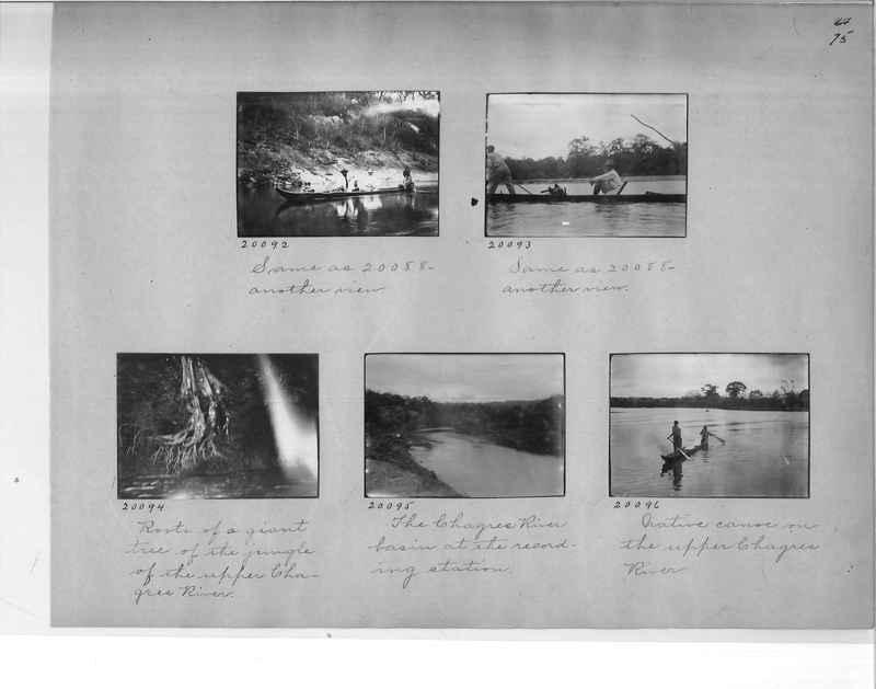 Mission Photograph Album - Panama #1 page  0075