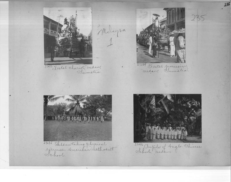 Mission Photograph Album - Malaysia #1 page 0235