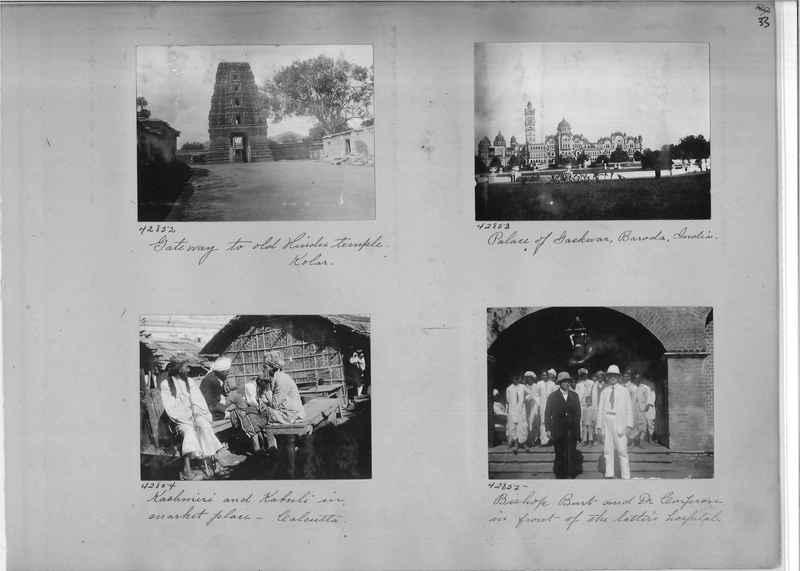 Mission Photograph Album - India #06 Page_0033