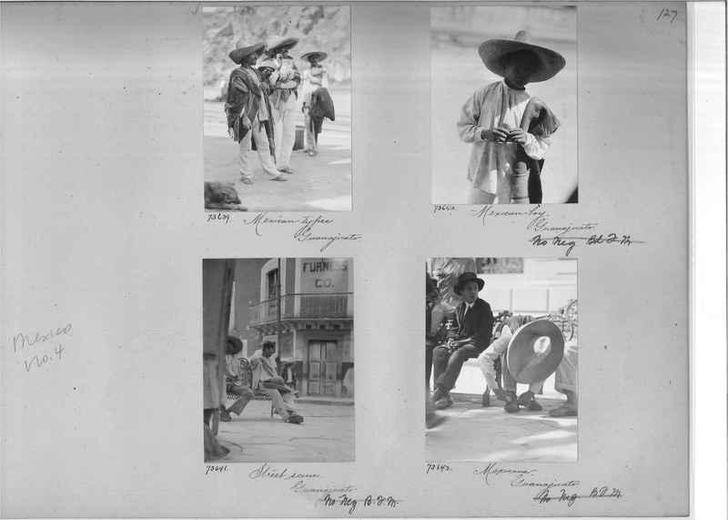 Mission Photograph Album - Mexico #04 page 0127