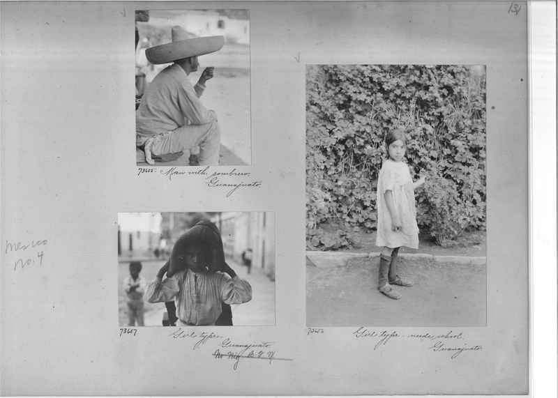 Mission Photograph Album - Mexico #04 page 0131