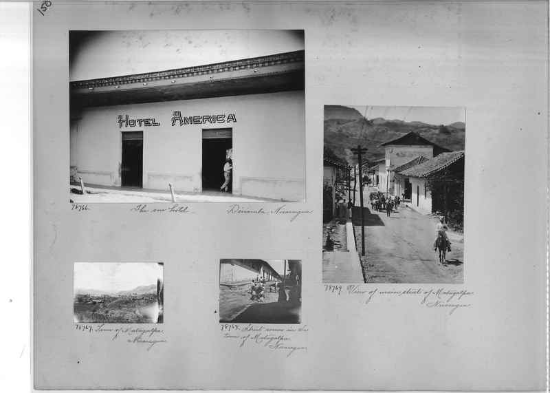 Mission Photograph Album - Panama #04 page 0150
