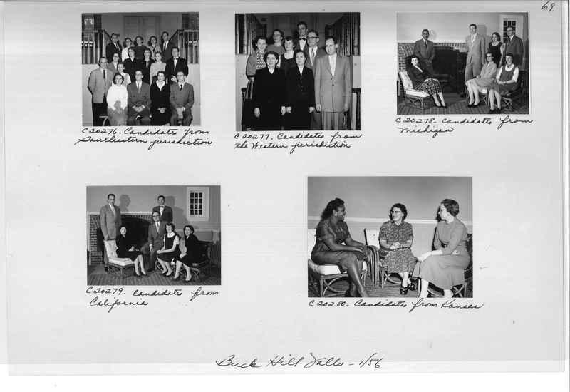 Mission Photograph Album - Portraits #09 Page 0069