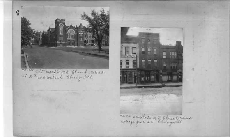 Mission Photograph Album - Negro #4 page 0008