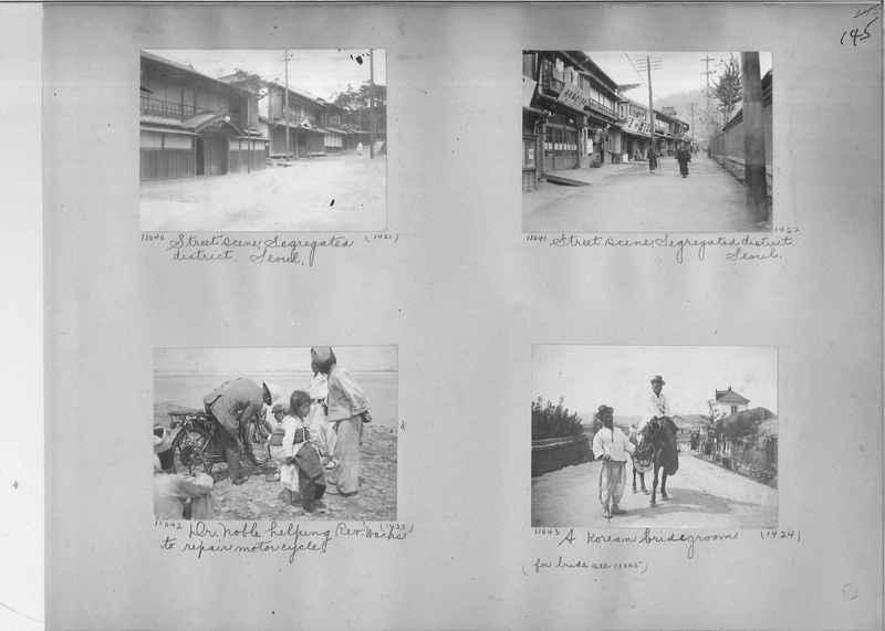 Mission Photograph Album - Korea #1 page 0145