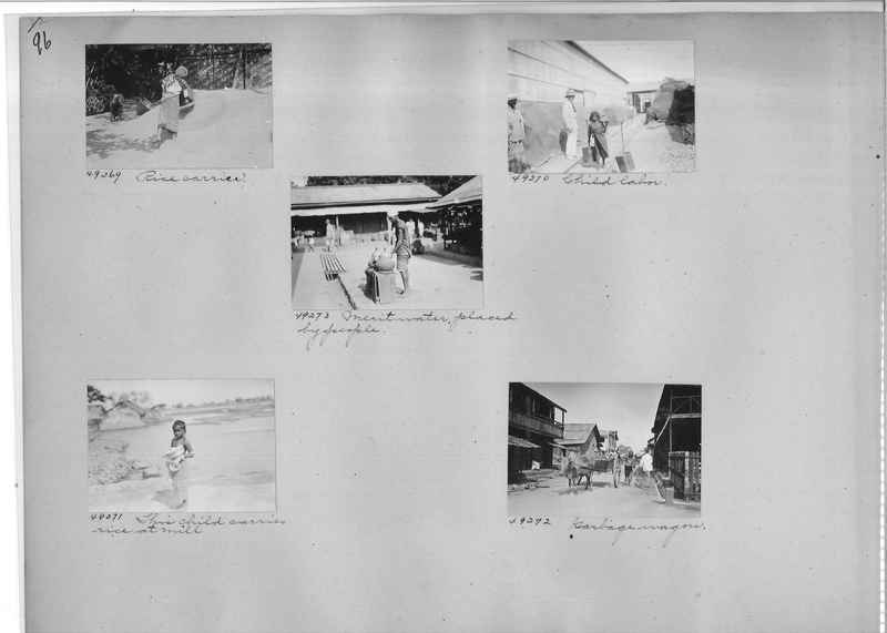 Mission Photograph Album - Burma #1 page 0096