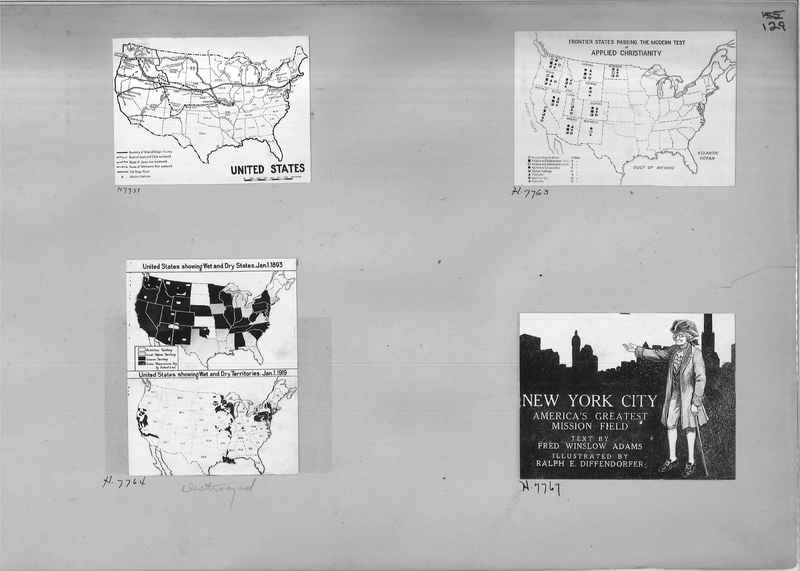Mission Photograph Albums - Maps-Charts #01 Page_0129