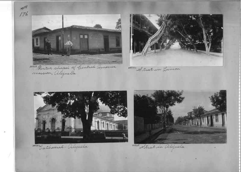 Mission Photograph Album - Panama #02 page 0176