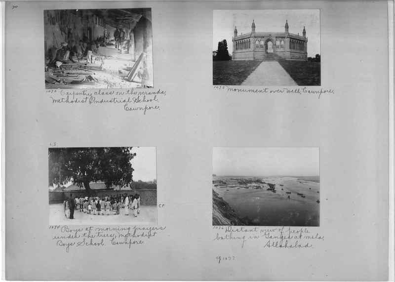 Mission Photograph Album - India #01 page 0020