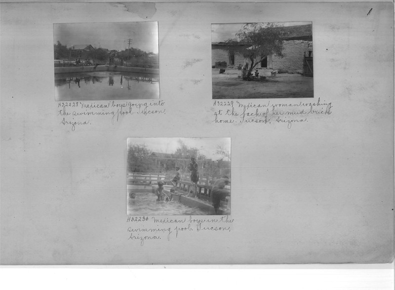 Mission Photograph Album - Latin America #2 page 0001
