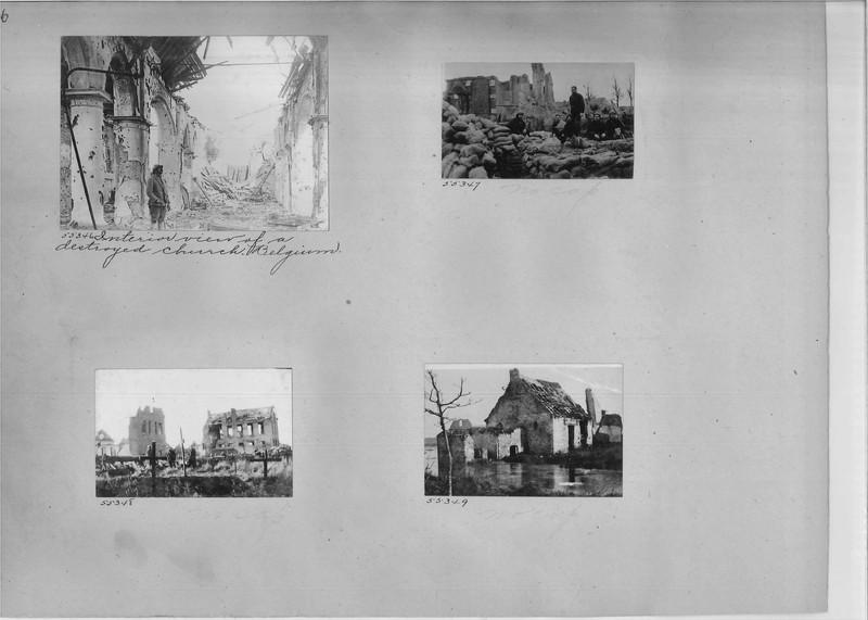 Mission Photograph Album - Europe #03 Page 0016
