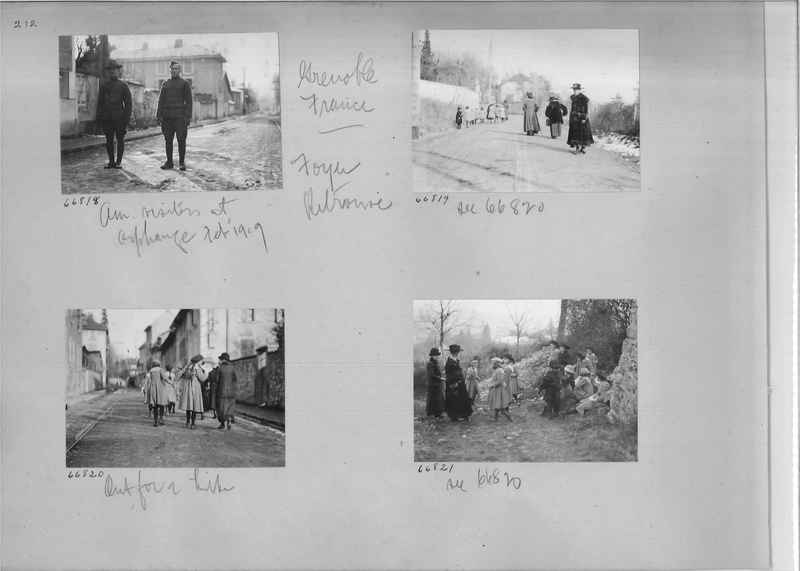 Mission Photograph Album - Europe #05 Page 0212