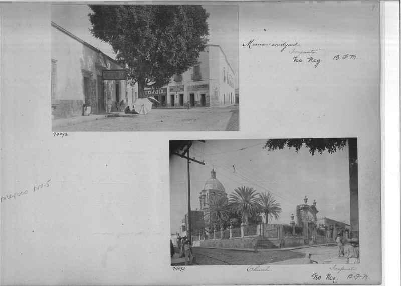 Mission Photograph Album - Mexico #05 page 0009