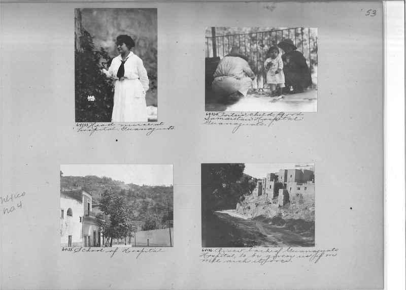 Mission Photograph Album - Mexico #04 page 0053