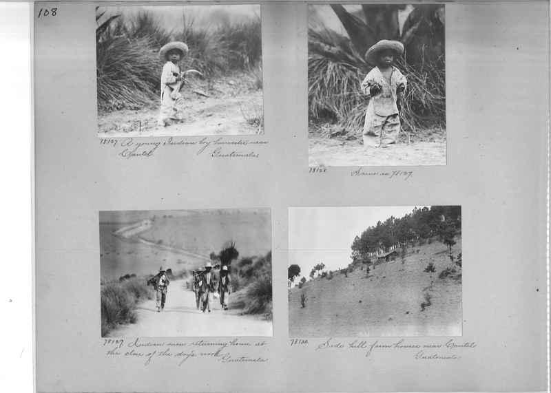 Mission Photograph Album - Panama #04 page 0108