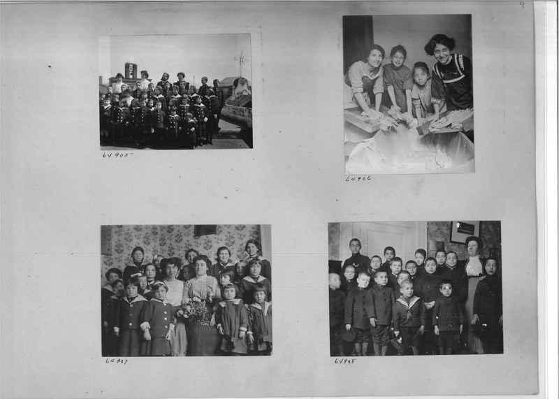 Mission Photograph Album - Europe #05 Page 0009