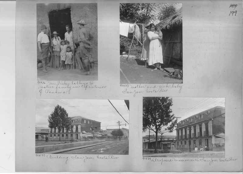 Mission Photograph Album - Panama #04 page 0199