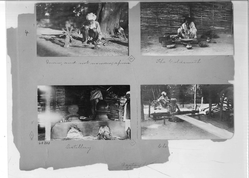 Mission Photograph Album - India - O.P. #02 Page 0004