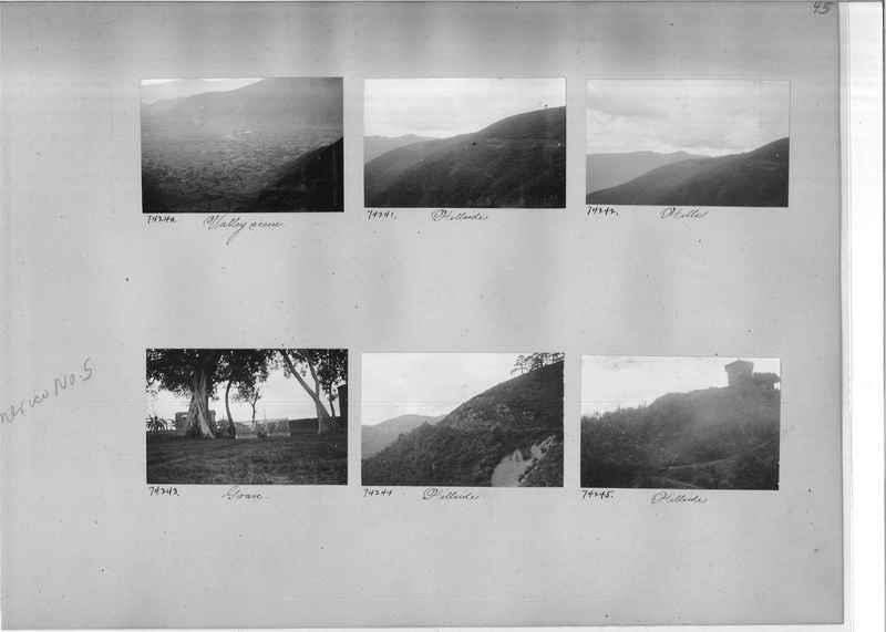 Mission Photograph Album - Mexico #05 page 0045