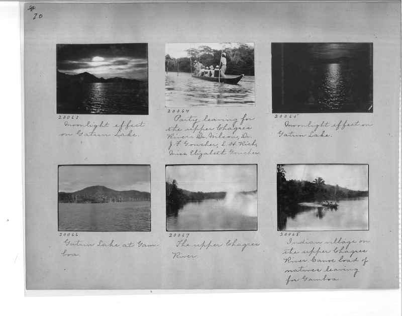 Mission Photograph Album - Panama #1 page  0070