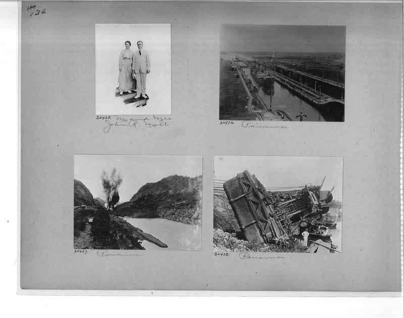 Mission Photograph Album - Panama #1 page  0136