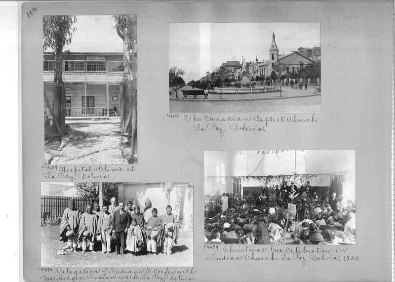 Misson Photograph Album - South America #8 page 0100
